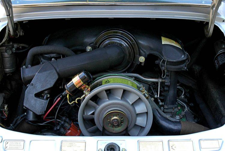 Porsche 2.4E 1972 - Restauration moteur