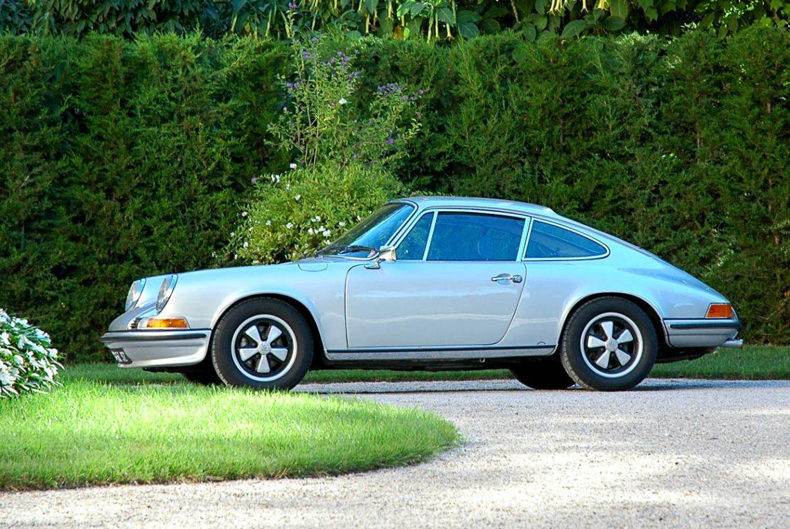 Porsche 2.4E 1972
