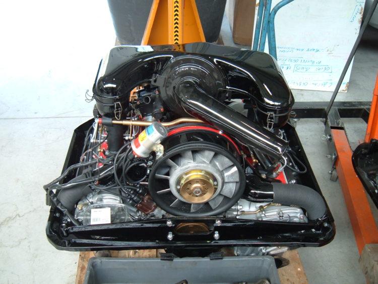 Porsche 2.2S 1971 SONAUTO - Réfection moteur