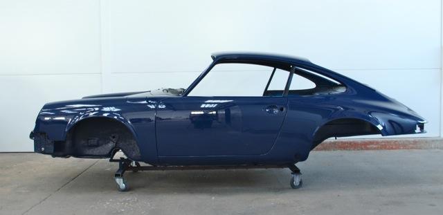 Porsche 2.2S 1971 SONAUTO - Restauration carrosserie