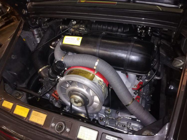 PORSCHE 911 SC 3.0 1979 - Moteur remonté