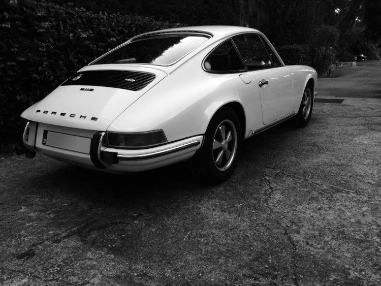 Porsche 2.4E 1972 Italienne