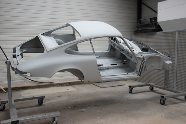 PORSCHE 2.0S 1969 SONAUTO - Réfection carrosserie