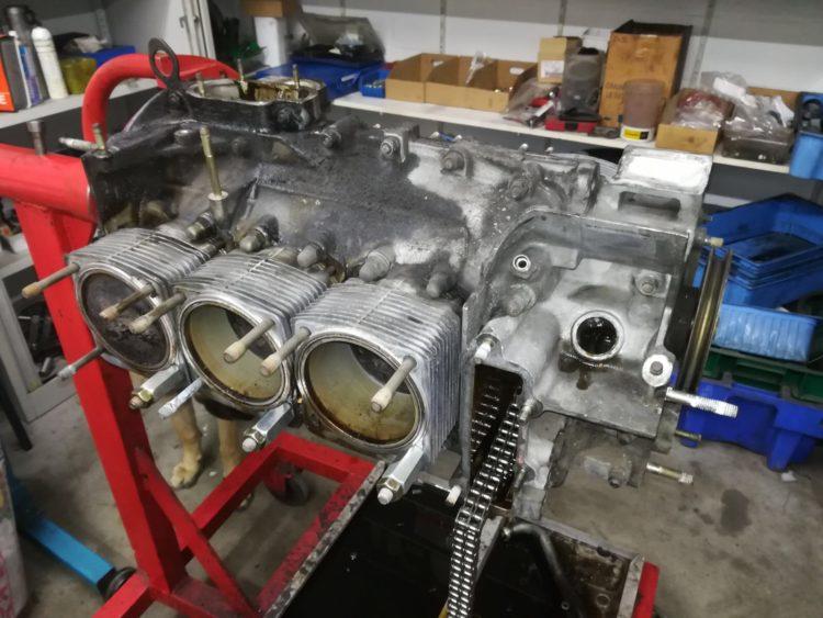 PORSCHE 911 SC 3.0 1979 - Réfection moteur