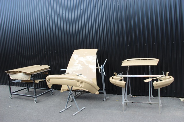 PORSCHE 2.0S 1969 SONAUTO - Éléments de carrosserie