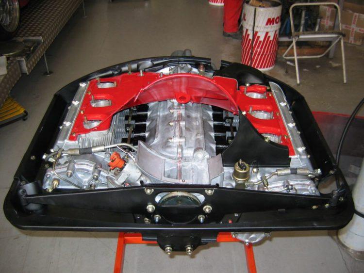 Porsche 911 Carrera 3.0 1977 - Restauration moteur