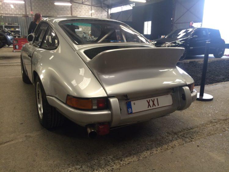 Porsche Carrera 2.7 «25 Jahre»