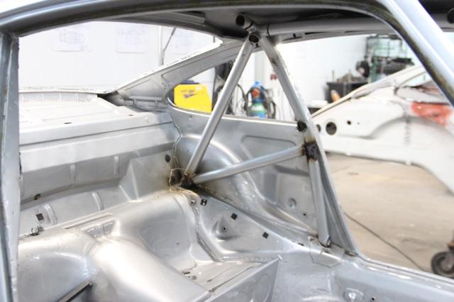 Porsche Carrera 2.7 «25 Jahre» - Réfection complete interieur
