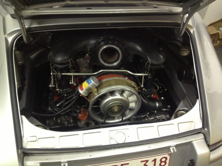 Porsche Carrera 2.7 «25 Jahre» - Réfection moteur