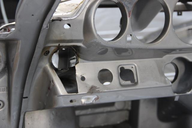 Porsche Carrera 2.7 «25 Jahre» - Restauration interieur