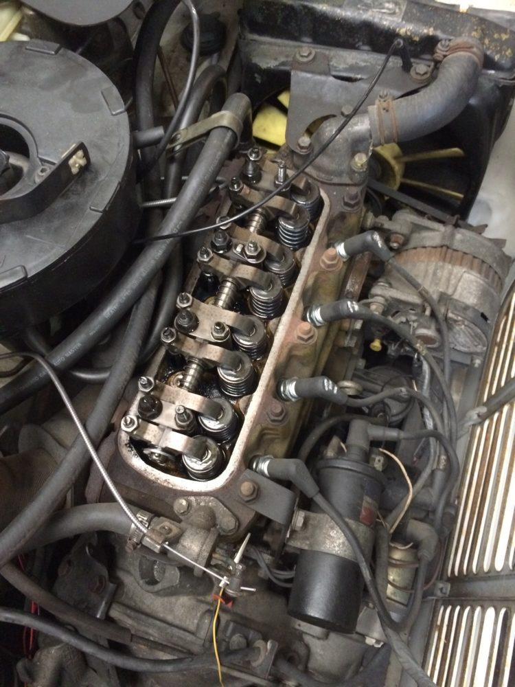 Mini Moke - Préparation moteur