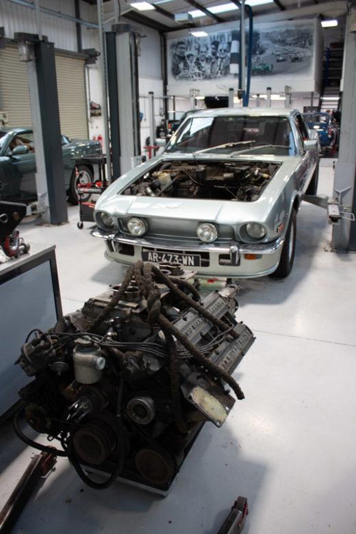 Aston Martin V8 1978