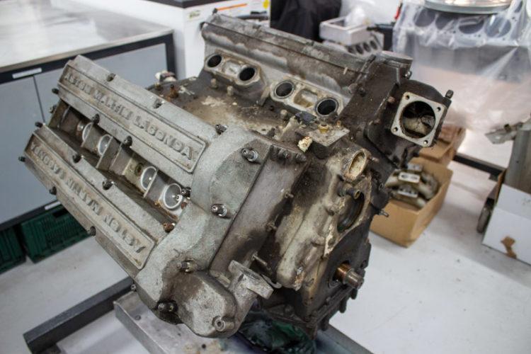 Aston Martin V8 1978 - IMG_1986