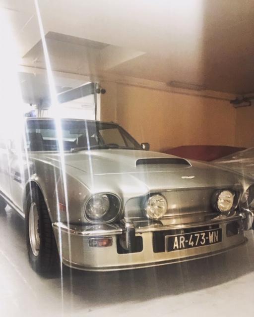 Aston Martin V8 1978 - IMG_7632
