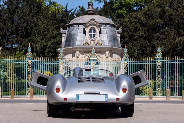 550 SPYDER «XXIENGINEERING» - Porsche 550 Spyder (23 sur 36)