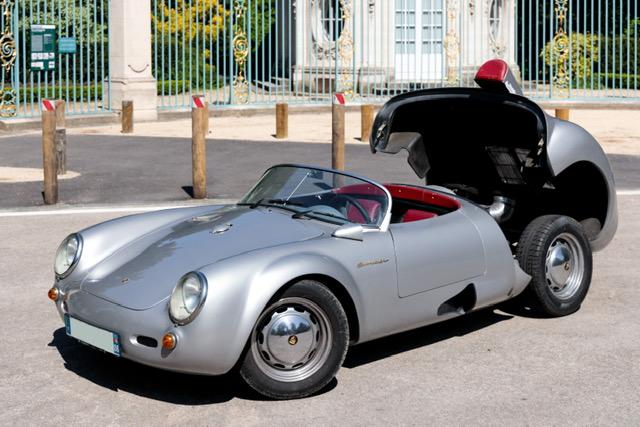 550 SPYDER «XXIENGINEERING» - Porsche 550 Spyder (3 sur 36)