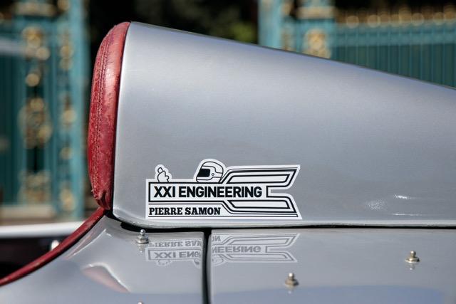 550 SPYDER «XXIENGINEERING» - Porsche 550 Spyder (32 sur 36)