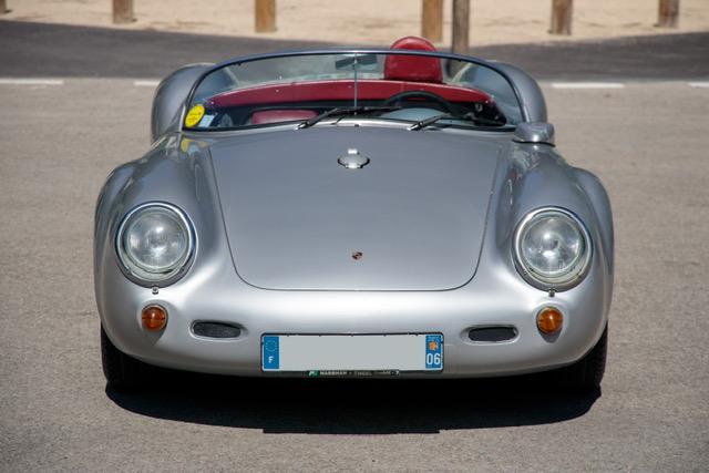 550 SPYDER «XXIENGINEERING» - Porsche 550 Spyder (36 sur 36)